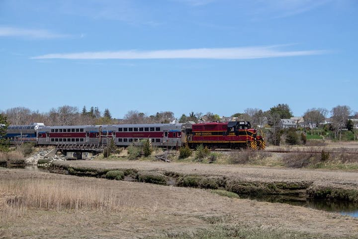 231871ff41f7 COASTAL EXCURSION TRAIN