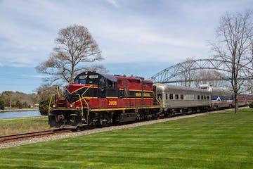 Cape Cod Excursion Train