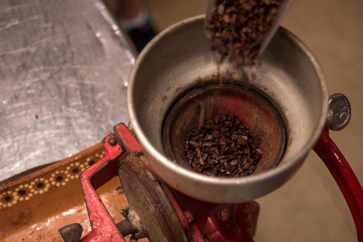 Chocolate workshop equipment