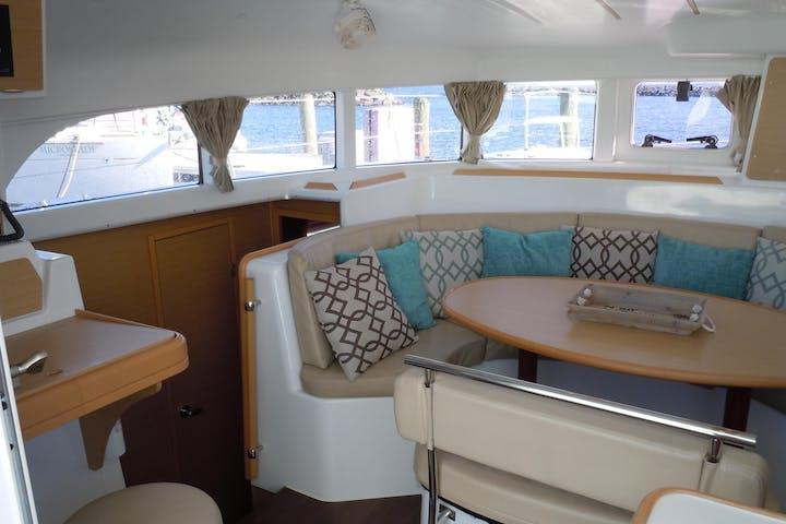 Chat Eau - 38' Lagoon Catamaran | Superior Charters & Yacht