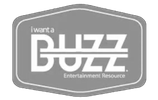 I want buzz logo