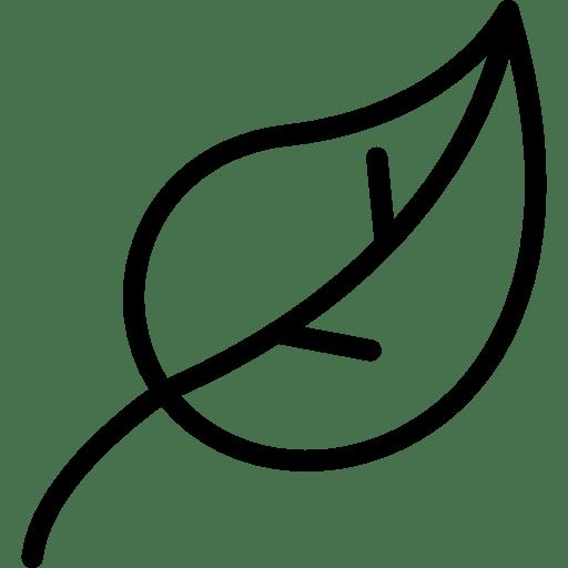 Leaf Icon by Freepik