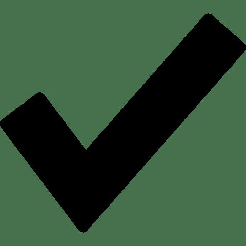 Checkmark Icon by Flaticon