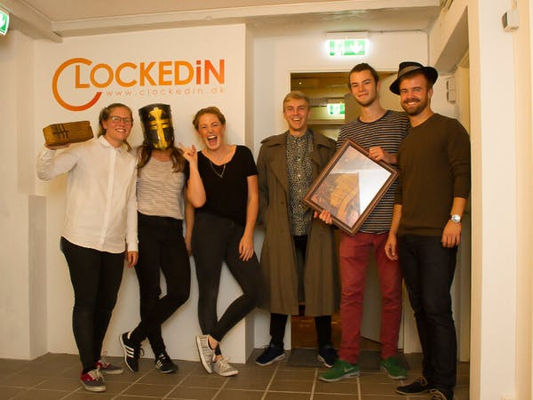 ClockedIn Escape Room Group