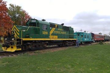 Westfield train
