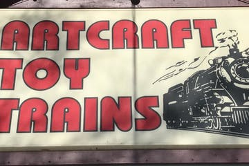 Artcraft Toy Trains