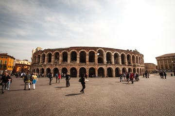 The Arena of Verona