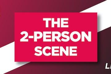 2 person scene course