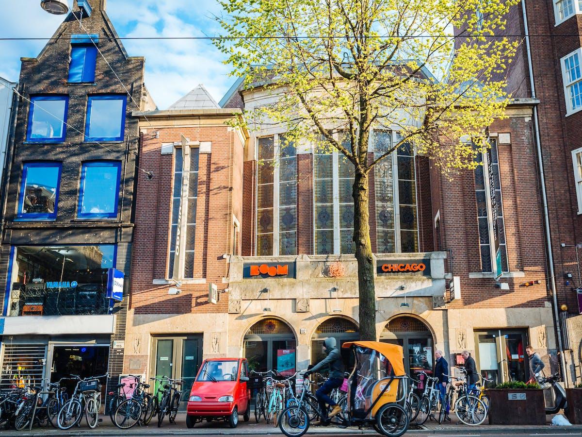 31 Oktober Halloween Amsterdam.Boom Chicago Comedy Club Improv Classes In Amsterdam