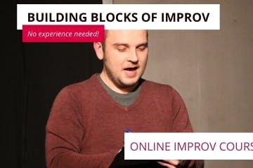Online improv class beginners