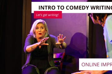 Intro to comedy writing class