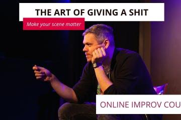 Online improv class