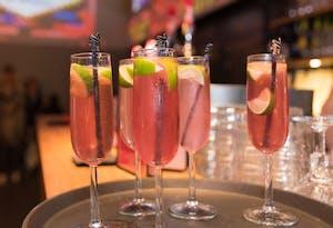 Show drinks cocktails