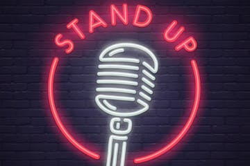Stand up comedy amsterdam