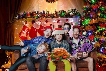 Sitcom Christmas show