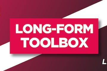 LONG FORM TOOLBOX