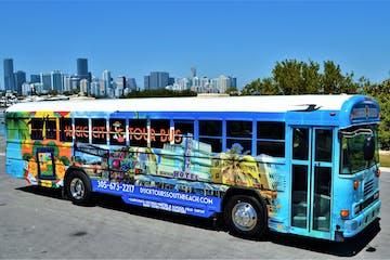 tour bus magic city