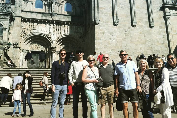 Santiago-de-Compostela-Tour