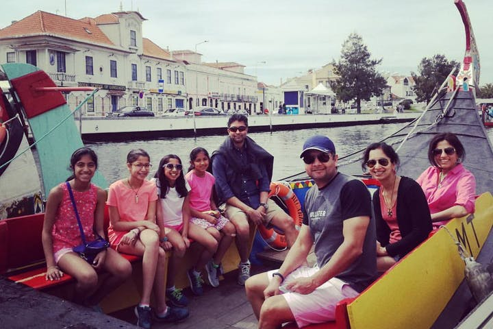 Aveiro-Coimbra-Tour