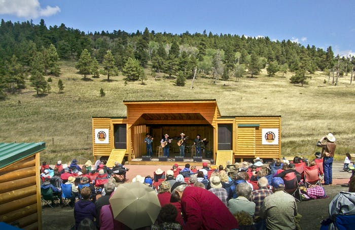 The Concert Train History | Rio Grande Scenic Railroad