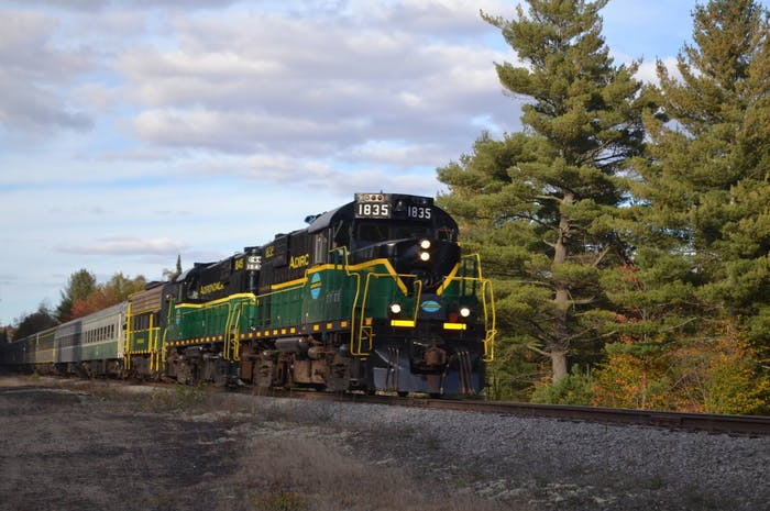 Adirondack Scenic Railroad | Scenic Train Rides in New York
