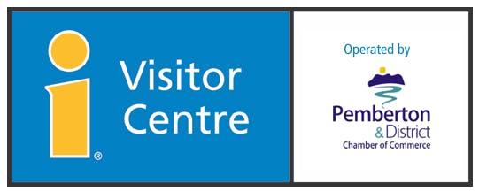 Pemberton Visitor Centre logo