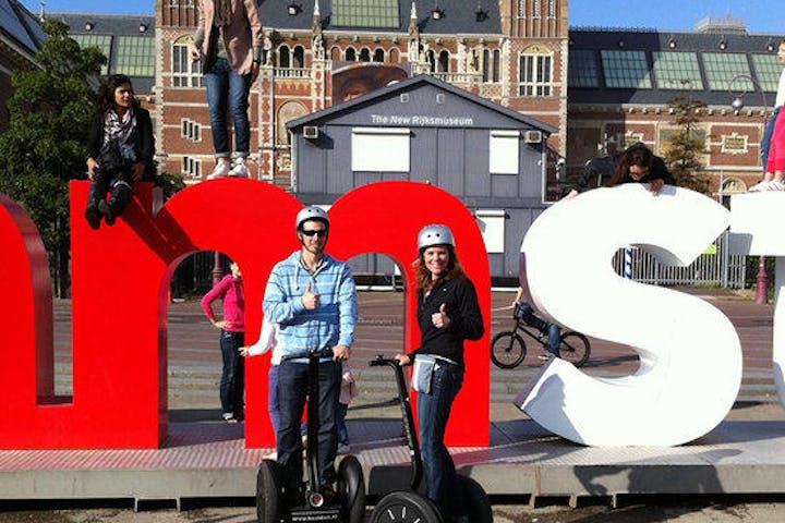 Amsterdam City Segway Tour Image