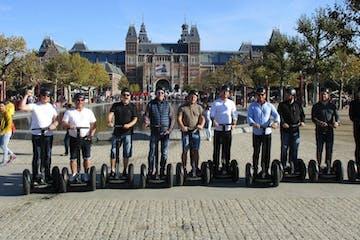 Segway Amsterdam Experience Image