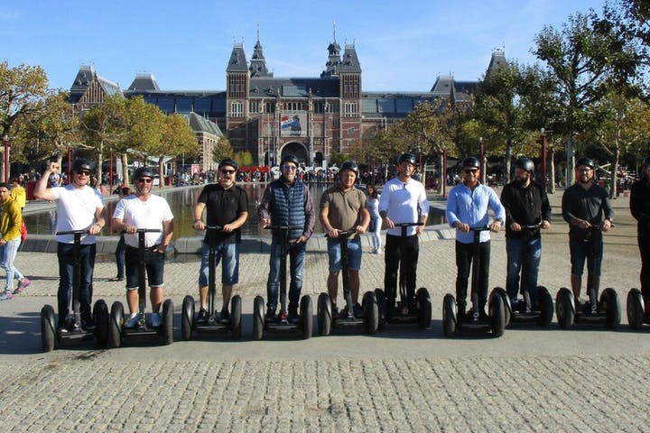 Segway Amsterdam Experience Image