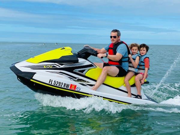 H2o Jet Ski Rentals Jet Ski Tours Rentals Clearwater Fl