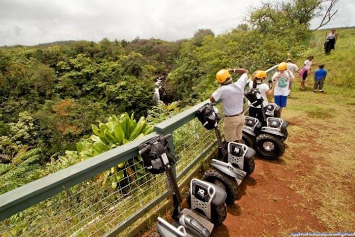 hawaii rainforest segway hawaii