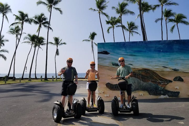 kona segway botanical world adventures hawaii