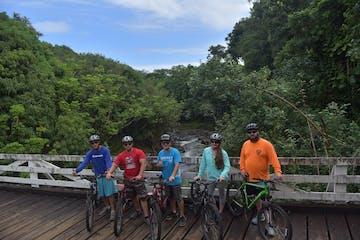 biking botanical world adventures