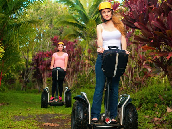 hawaii rainforest segway hawaii