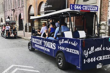 Private Honky Tonk Bar Crawl & Sightseeing Tour