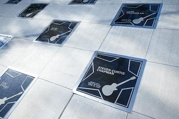 walk of fame for Snapshot of Nashville