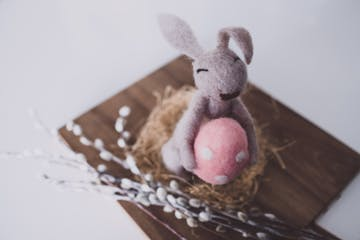 easter bunny stuffed animal
