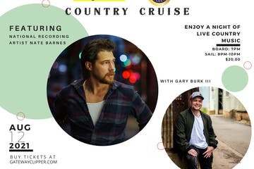 Froggy Country Cruise with Nate Barnes