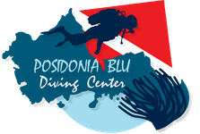 Pisidonia Blu Diving Center Logo