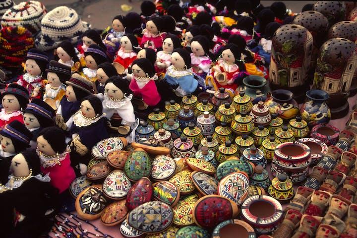 Excursion Al Mercado De Otavalo Gray Line Ecuador