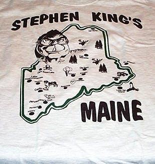 Stephen King's Maine T-shirt