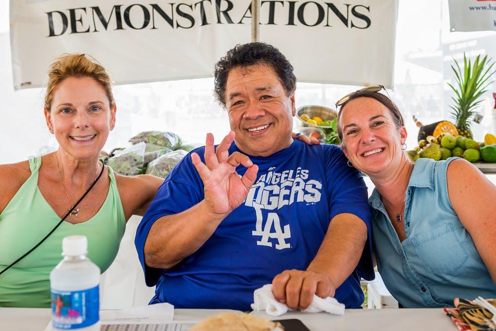 Winners Of The Tasting Kauai Coconut Cook Off Tasting Kauai