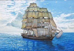 Mystic Clipper Ship History