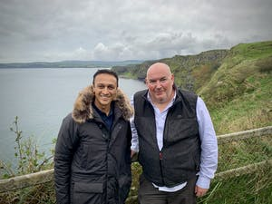 holidaying with jane mcdonald northern ireland