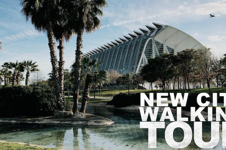 Tour Privado New City Valencia