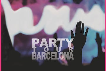 Party in Barcelona