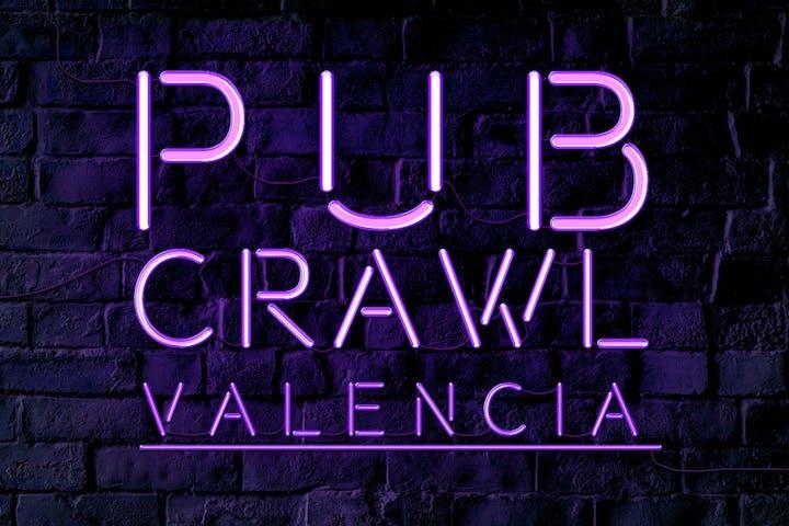 pub crawl Valencia
