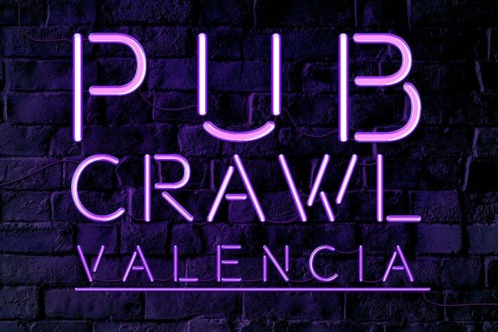 Pub Crawl Valencia Tour Privado