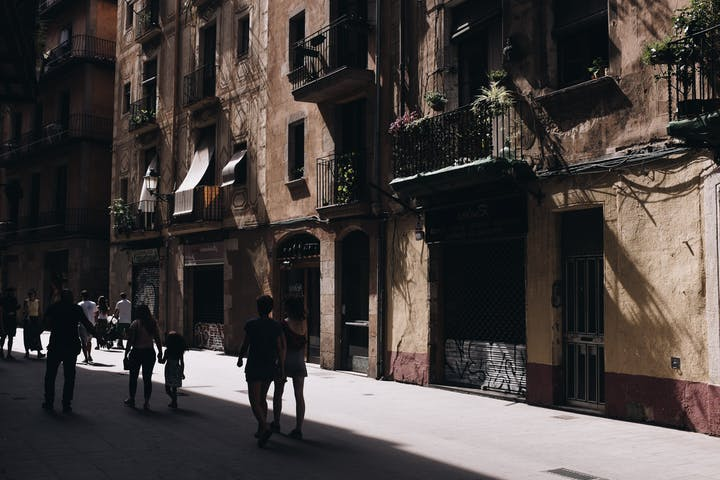 adult architecture barcelona