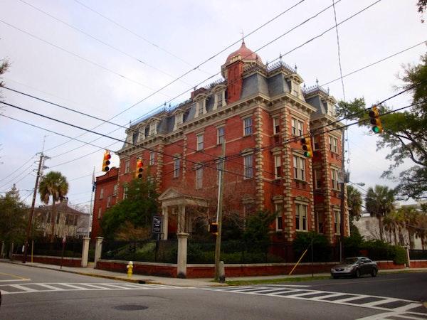 Palmetto Wentworth-Mansion